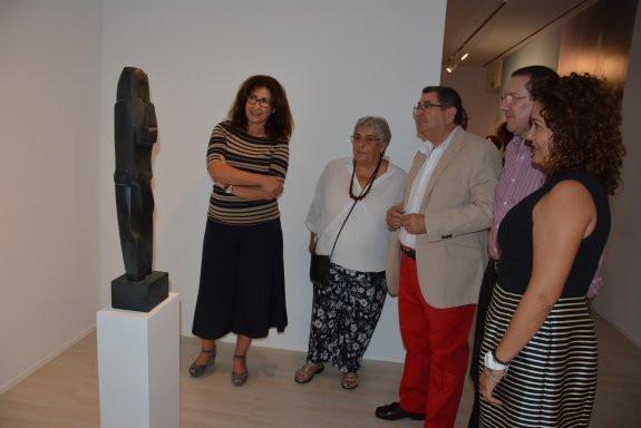 El CAC de Vélez repasa la amplia trayectoria de Elena Laverón