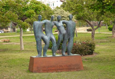 Parque de Huelin, Málaga