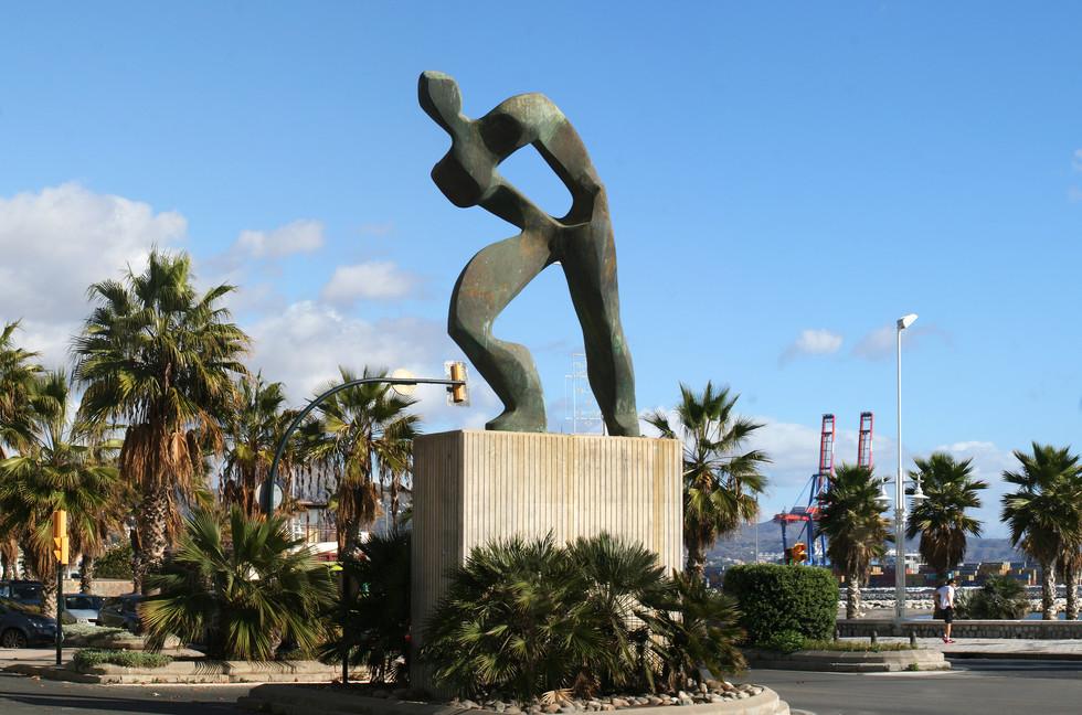 Paseo marítimo Antonio Machado, Málaga