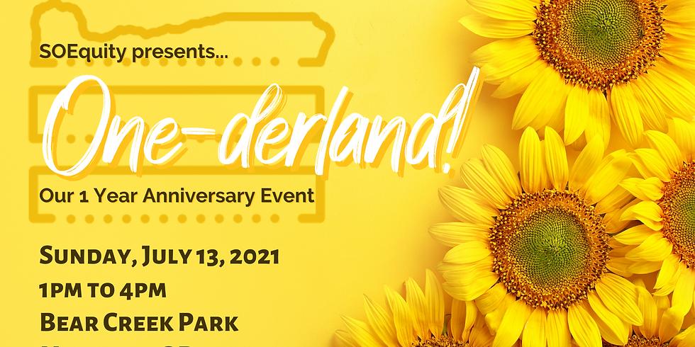 One-derland Anniversary Event