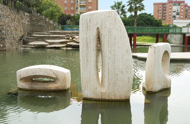 Parque del Oeste, Málaga