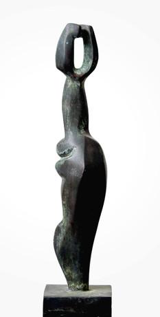 Mujer con los Brazos sobre la Cabeza, 2005