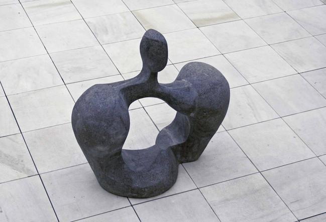 Torso de Hombre con cabeza, 1984