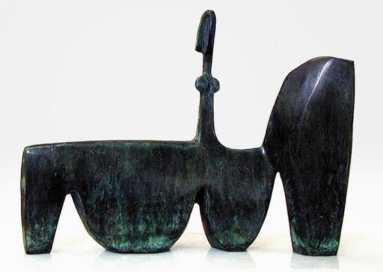 Niña  Sentada (Menina), 1991