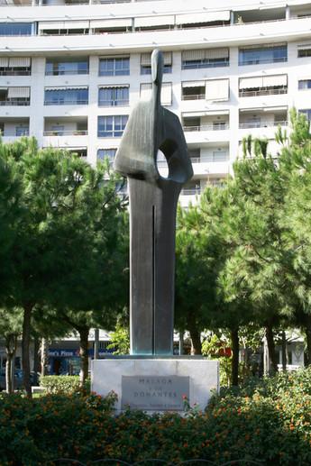 Plaza de la Solidaridad, Málaga