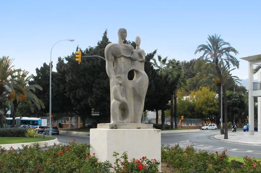 Plaza de la Rosaleda, Málaga
