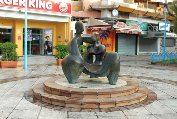 Plaza de la Nogalera, Torremolinos, Málaga
