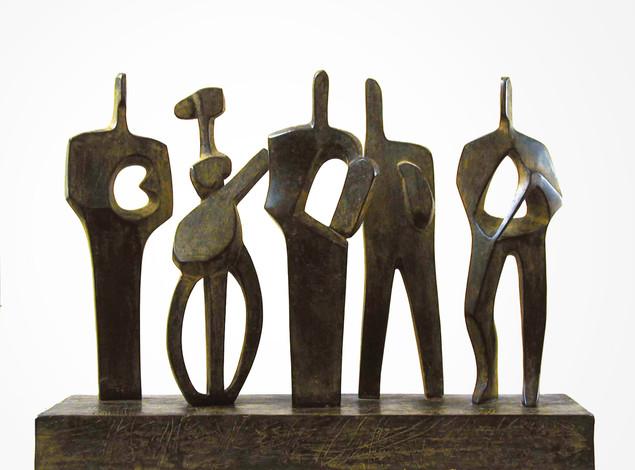 Los Oficios, 1999