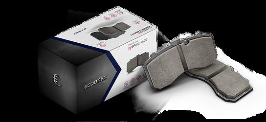 Ecobrex CV Brake Pads