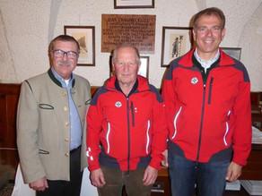 Jahreshauptversammlung Bergrettungsdienst  Bad Goisern