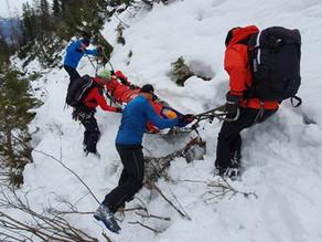Winterübung Ortsstelle Bad Goisern
