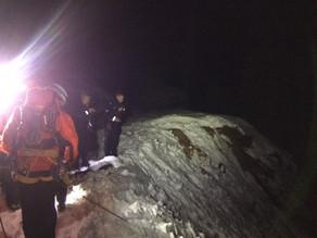 Die Bergrettung Grünau trauert um Kamerad und Bürgermeister Lois Weidinger,