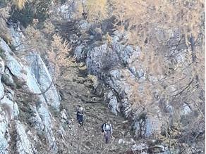 Tandem-Paragleiter am Krippenstein abgestürzt - Glück im Unglück