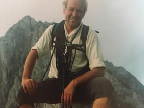 Kamerad Edwin Reiter, langjähriger Schriftführer und Kassier der Ortsstelle Spital am Pyhrn verstorb