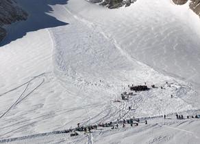Lawinenunfall am Hohen Dachstein fordert 5 Tote
