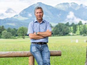Landesleiter Arthur Rohregger im Interview mit den OÖ Nachrichten