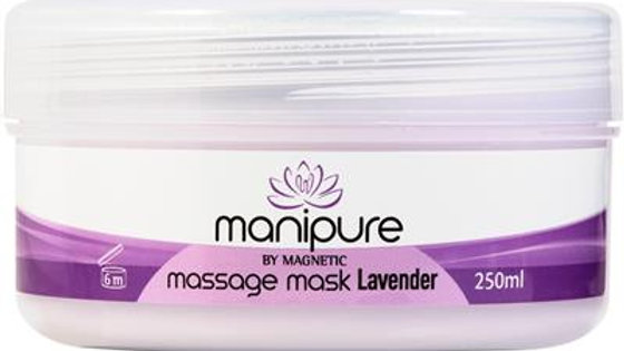 MANIPURE MASK LAVENDER 250 ML Item No. 231060