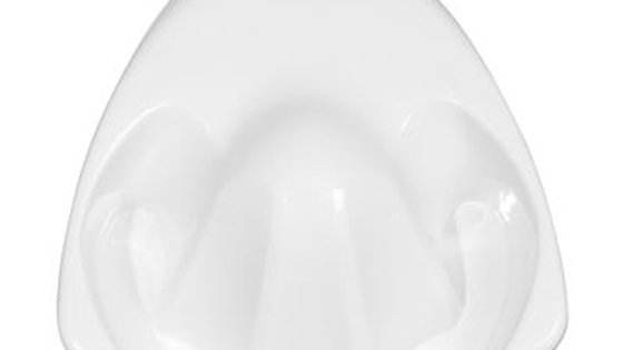 SEASHELL BOWL ACETONE RESISTANT Item No. 178075