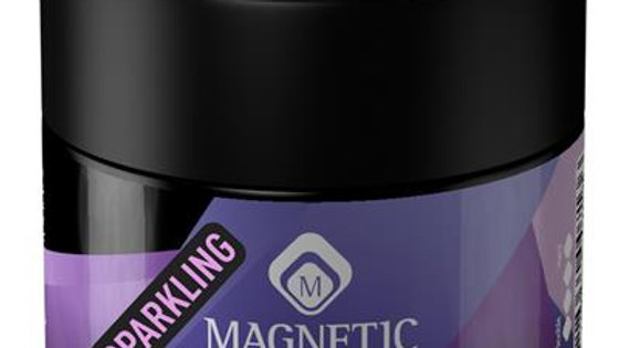 POWERGEL BY MAGNETIC SPARKLING WHITE 30G