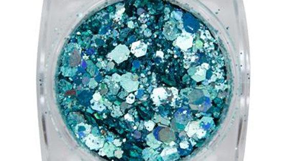 METAL INLAY BLUE Item No. 118937