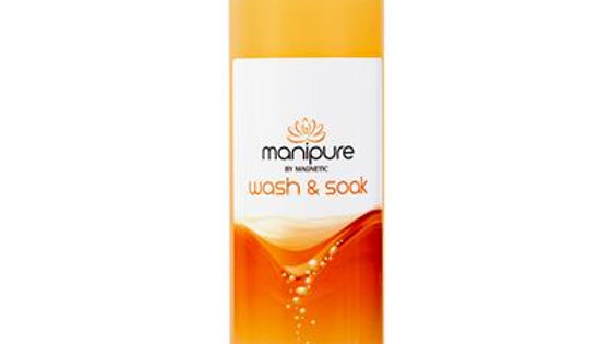 MANIPURE SOAK PEACH 250ML Item No. 231053