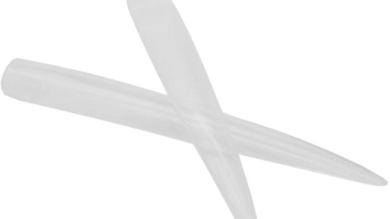 STILETTO TIPS XL CLEAR 12 PCS Item No. 150021