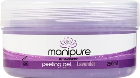 MANIPURE PEELING LAVENDER 250ML Item No. 231057