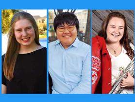 High School Seniors Selected for   Katy Area Retired Educators Scholarships