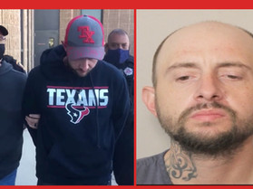 Katy Man Caught After Citywide Manhunt, Authorities Grateful for Community Involvement