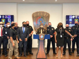 Katy-Area Law Enforcement Agencies Prepared for Inauguration Day, No Threats Reported