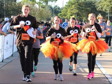 Katy YMCA to Host Annual Turkey Dash Thanksgiving Day