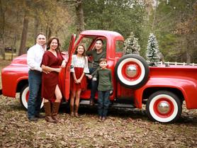 2020 Katy Families Holiday Photo Shoots