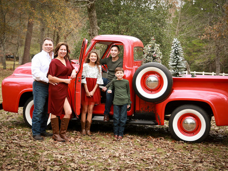 2020 Katy Families Holiday Photo Shoots
