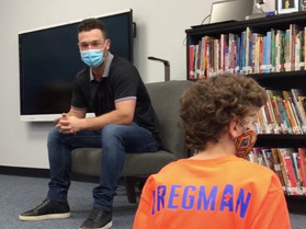 Astros Alex Bregman Delivers iPads to Katy ISD Schools