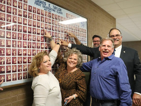Katy Community Honors Taylor HS's 40 Years of History