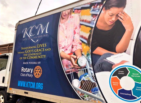 Quarantine Affects Critical Katy Christian Ministries Donations and Services