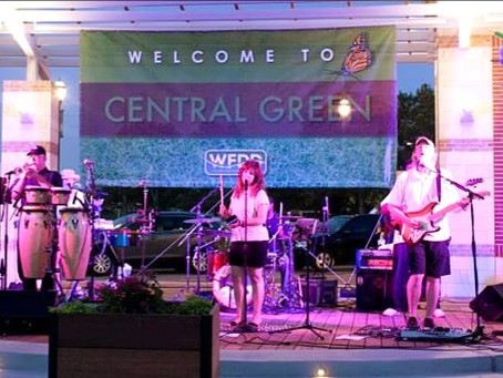 Celebrate Central Green's 7th Anniversary with a Free Party at LaCenterra