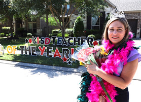 Katy ISD Celebrates District-wide and Rookie Teachers of the Year