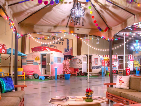 Glamping Getaways for Katy Families and Couples