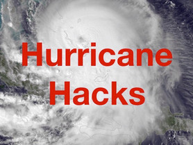 13 Hurricane Preparedness Hacks Texans Swear By