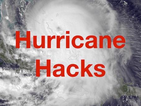 13 Hurricane Preparedness Hacks Texans Swear By
