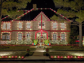 Don't Miss These Katy Homes Decked Out for the Holidays