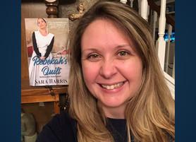 Katy Author Signs Newest Novel at Katy Budget Books