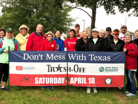 Katy Spring Cleaning: Litter Drop-Off Event, Plus Useful Tips