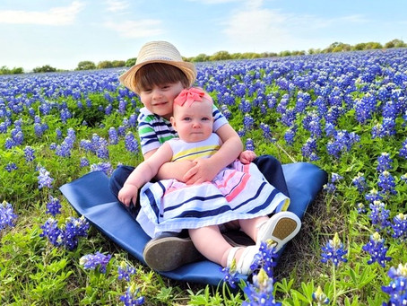Searching for Bluebonnet Photo Locations Near Katy
