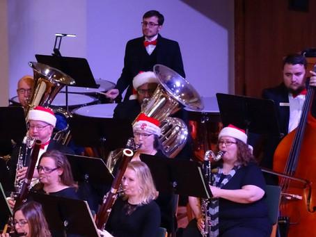Lone Star Symphonic Band Slates Christmas Concert