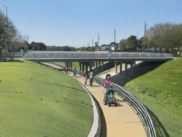 New Pedestrian Underpass Breaks Ground at Westheimer Parkway in Cinco Ranch