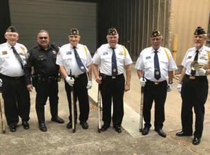 Katy American Legion Post Celebrates Grand Opening, Welcomes New Members
