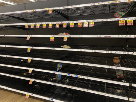 Local Grocery Stores Adjust Hours to Restock Empty Shelves