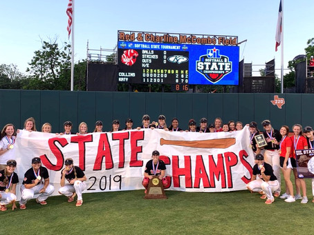 Katy Tigers Softball Team Reclaims State Championship Title